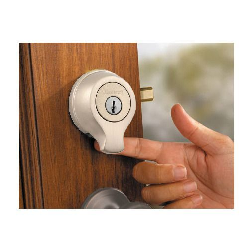 thumbprint door knob photo - 12
