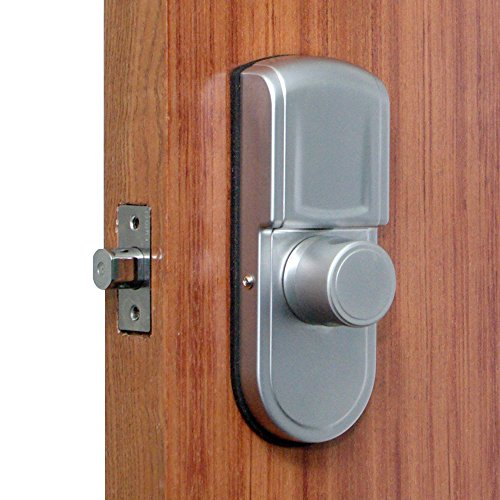 thumbprint door knob photo - 6