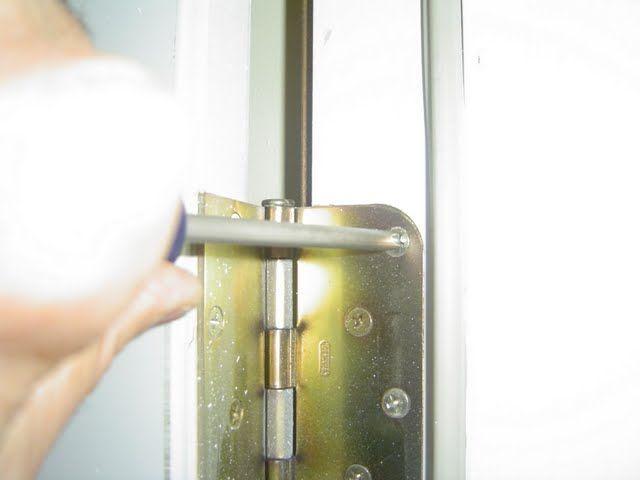 tighten loose door knob photo - 17
