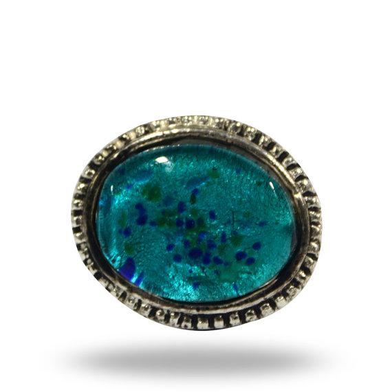 turquoise door knobs photo - 7