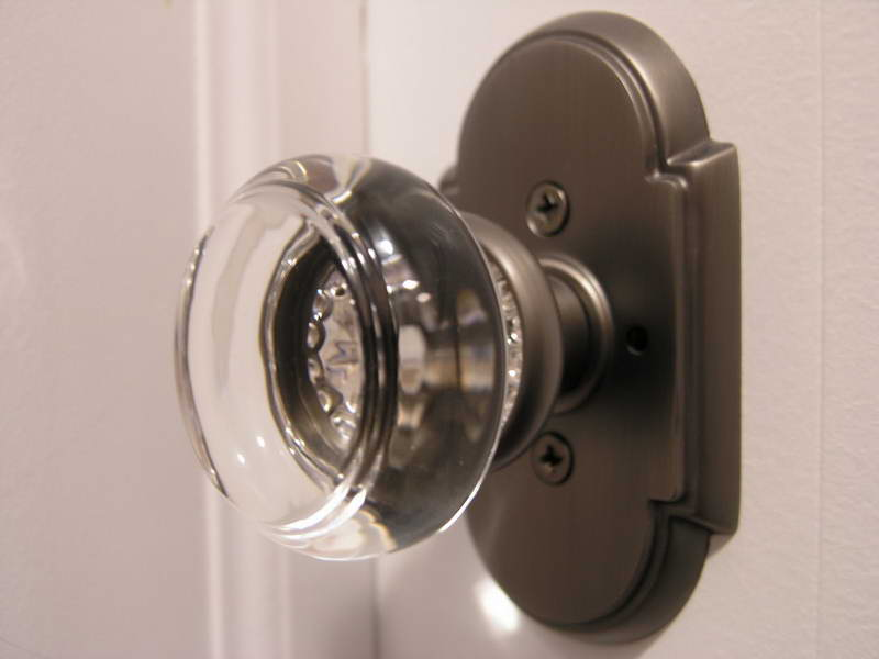 types of door knob photo - 16