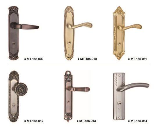 types of door knobs photo - 11