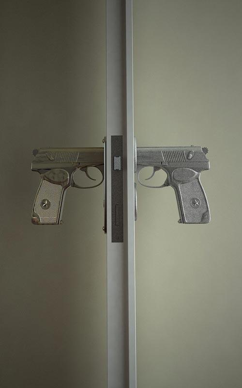 unique door knob photo - 17