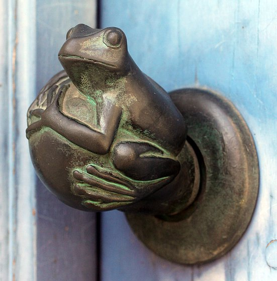 unique door knob photo - 20