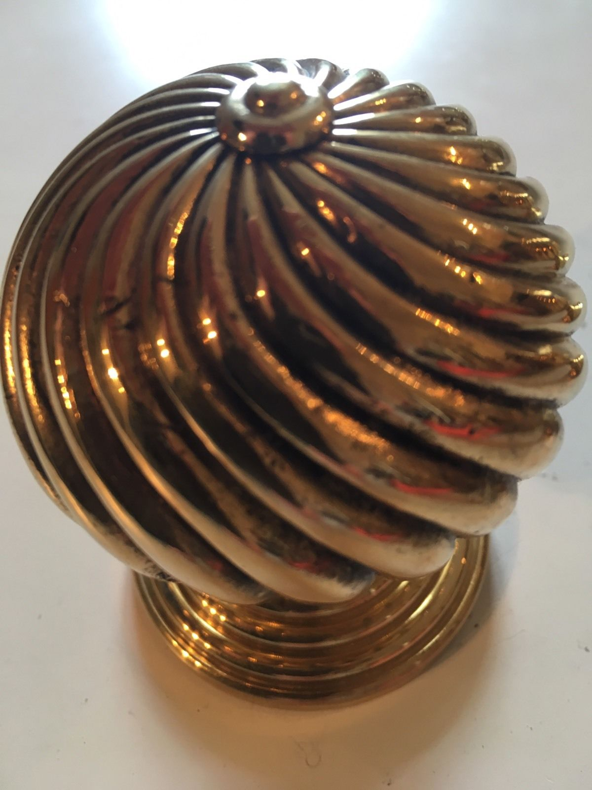 victorian brass door knobs photo - 18