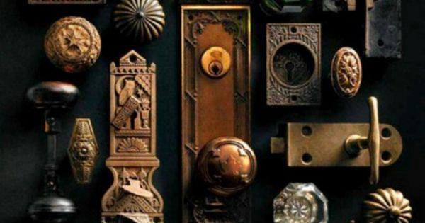 vintage door knobs cheap photo - 18