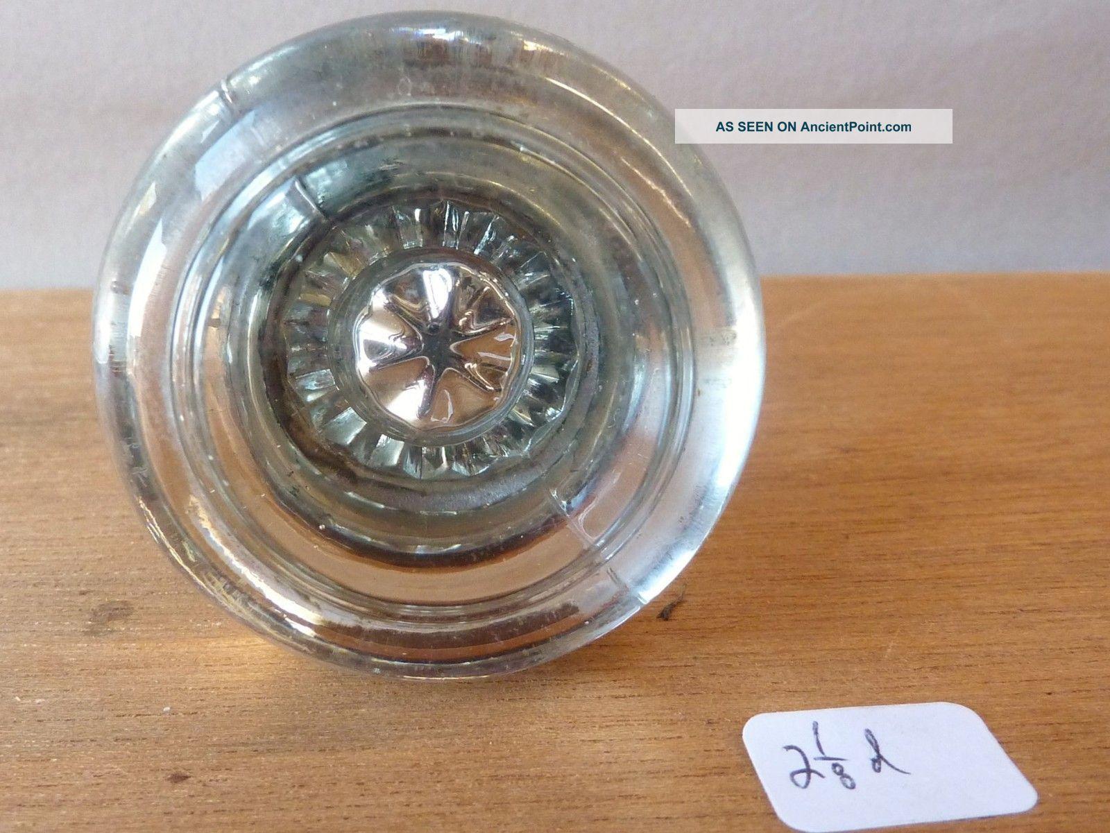 vintage glass door knobs photo - 17