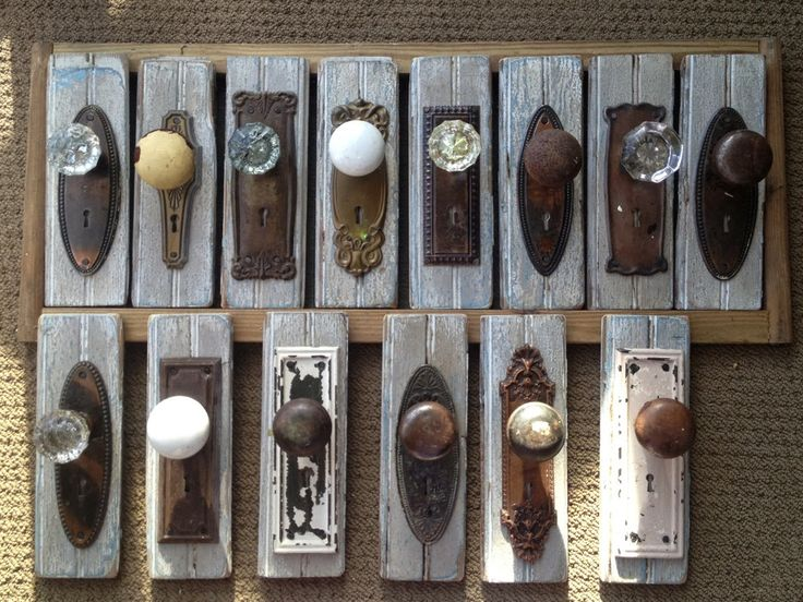 vintage interior door knobs photo - 11