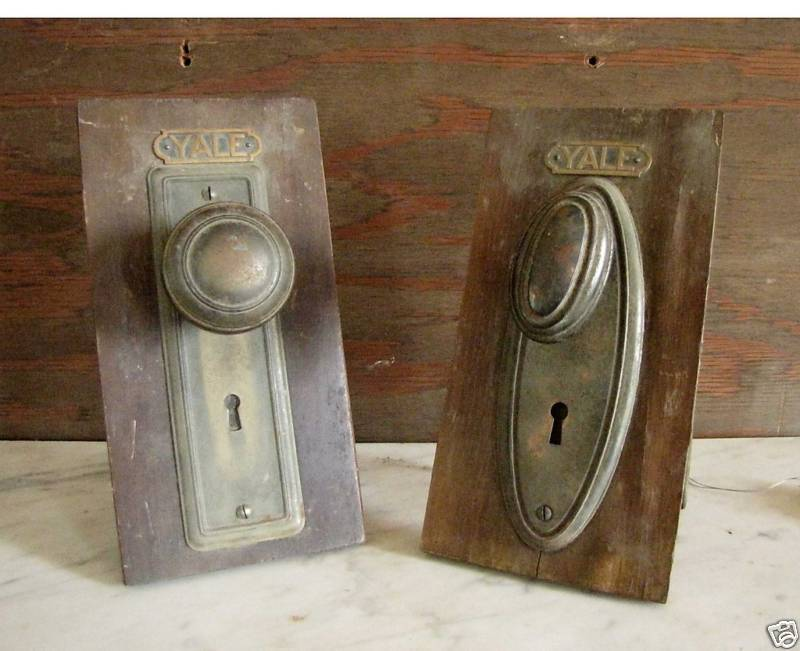 vintage interior door knobs photo - 14