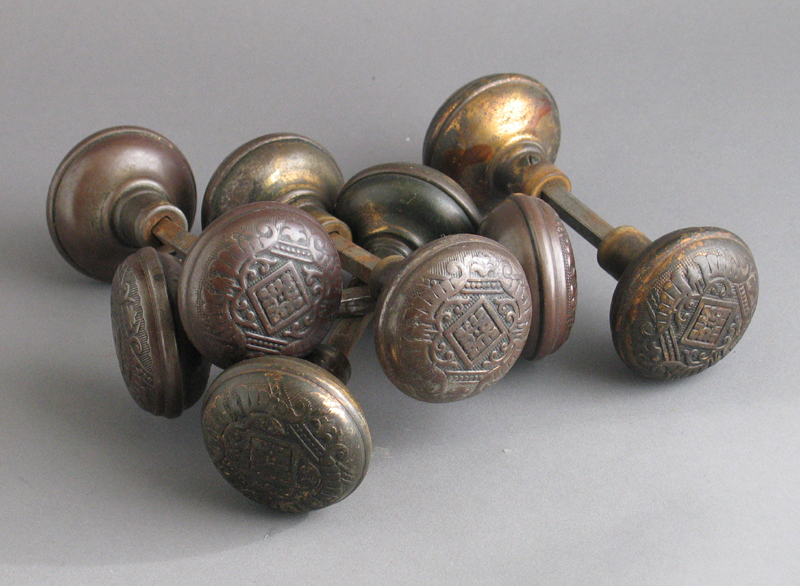 vintage interior door knobs photo - 17