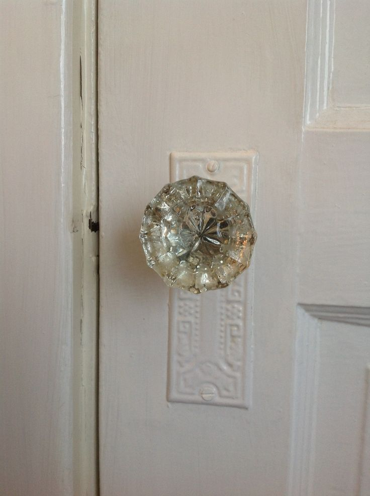 vintage interior door knobs photo - 4