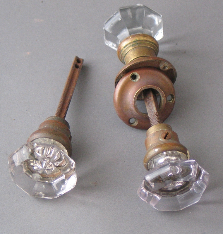 vintage interior door knobs photo - 8