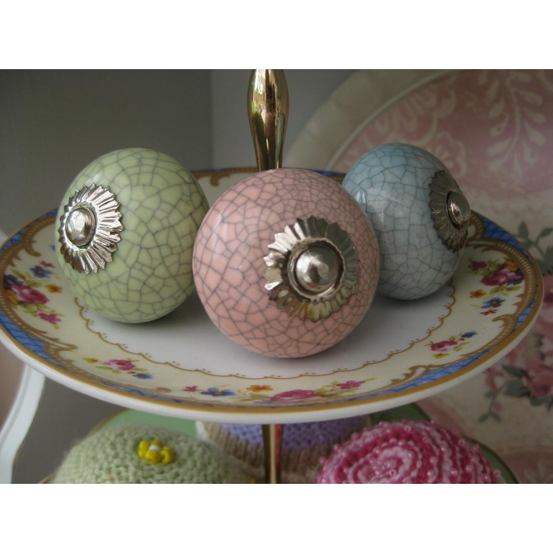 vintage style door knobs photo - 20