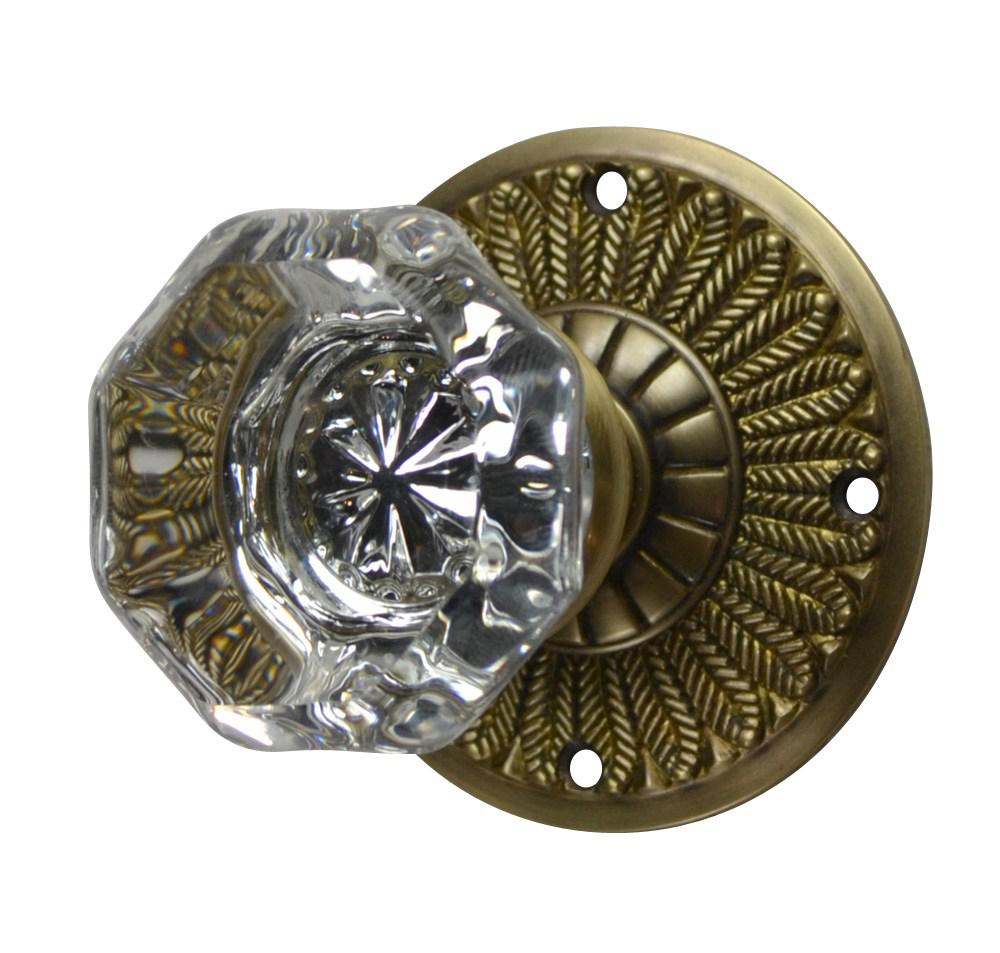 vintage style door knobs photo - 7