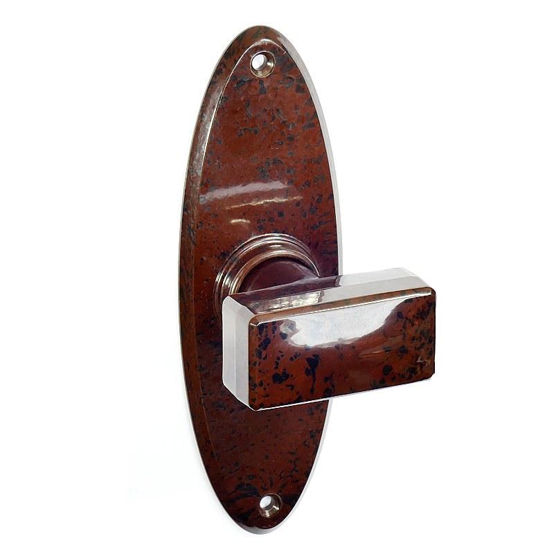 walnut door knobs photo - 13