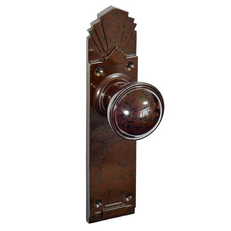 walnut door knobs photo - 14