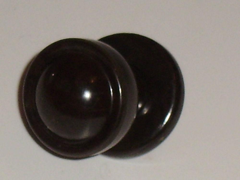 walnut door knobs photo - 19