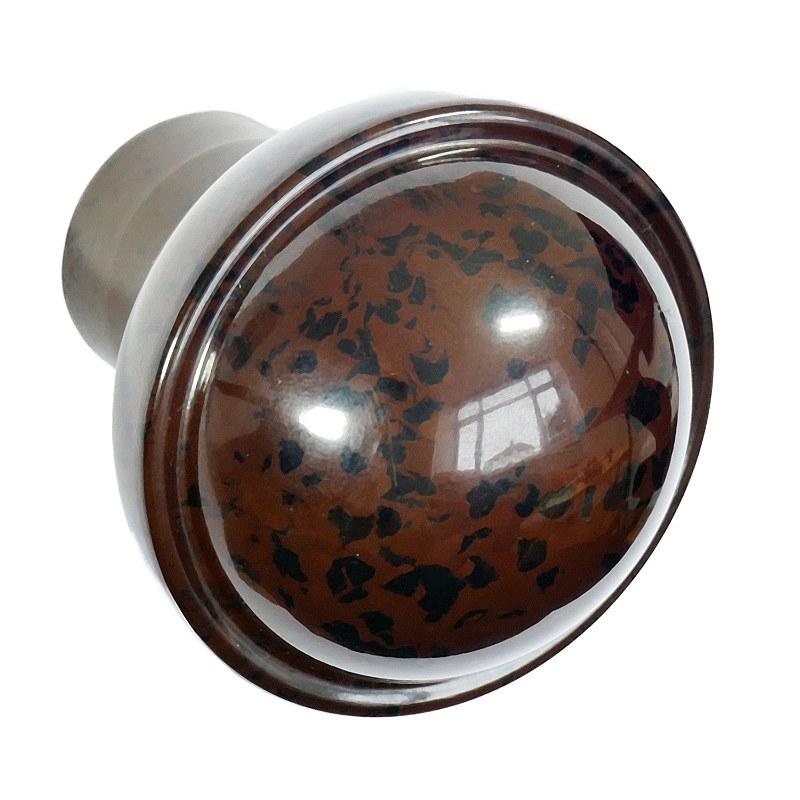 walnut door knobs photo - 20