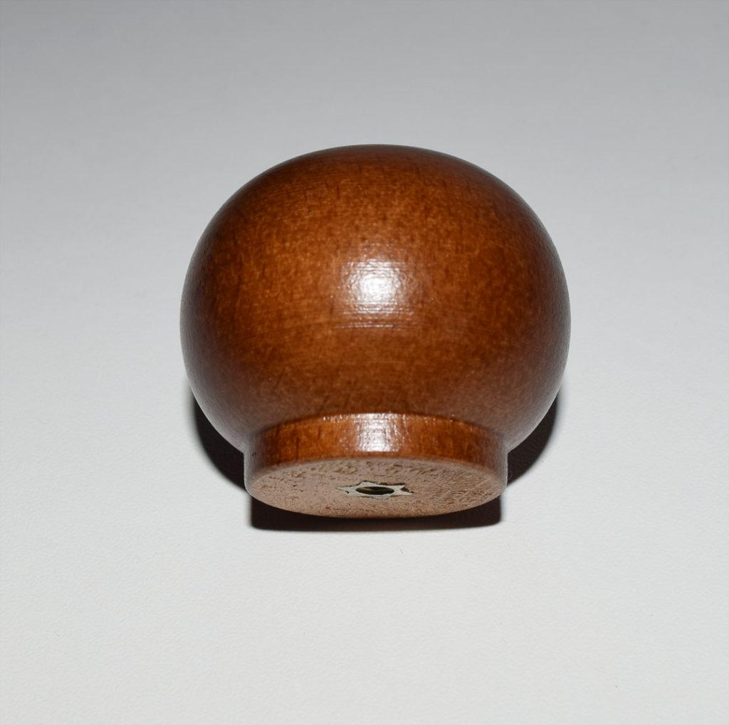 walnut door knobs photo - 7