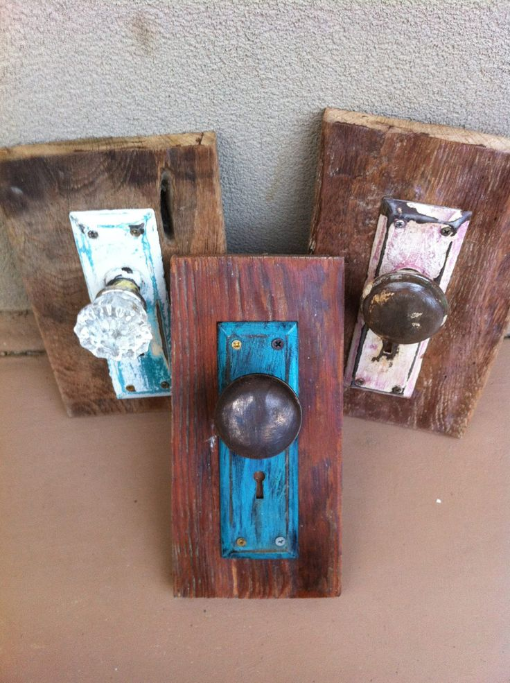 what to do with old door knobs photo - 14