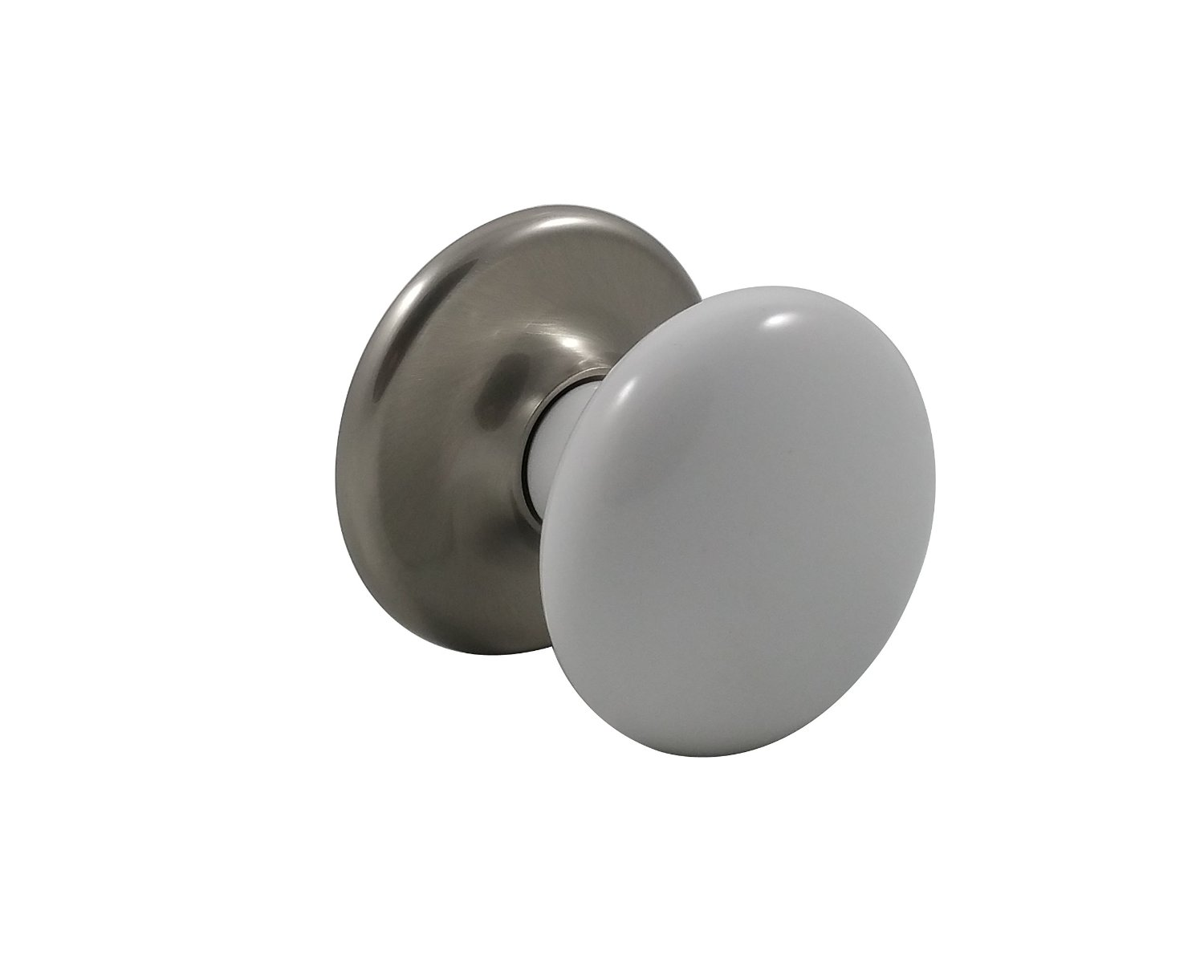 white door knob photo - 20