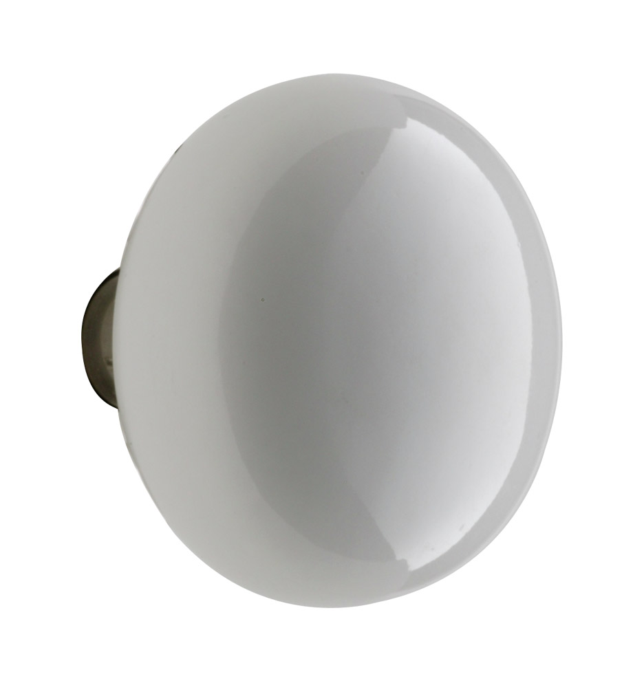 white porcelain door knobs photo - 15