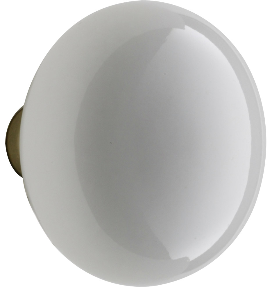 white porcelain door knobs photo - 4