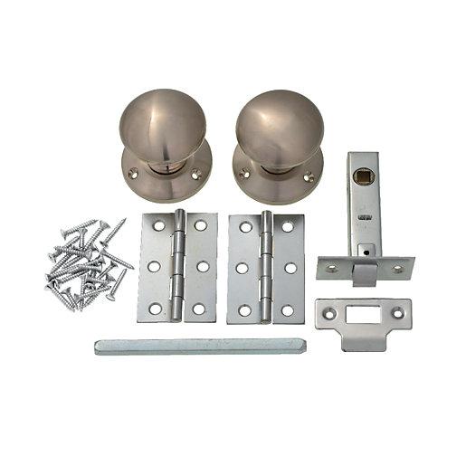 wickes door knobs photo - 6
