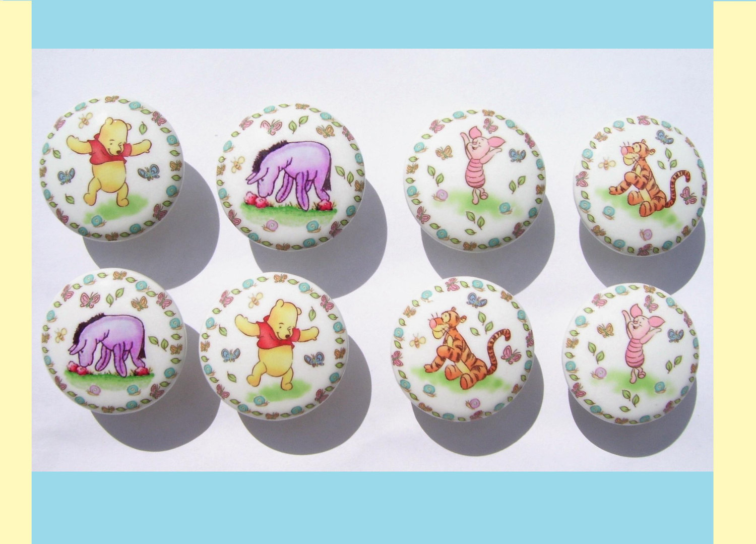 winnie the pooh door knobs photo - 11