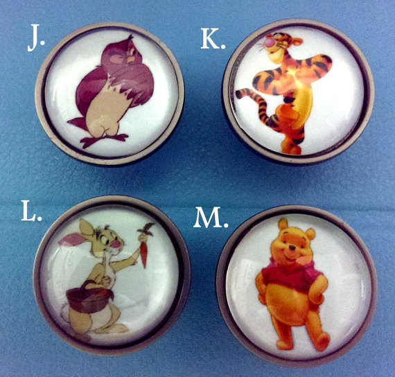 winnie the pooh door knobs photo - 13