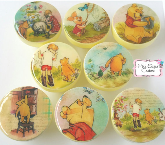 winnie the pooh door knobs photo - 14