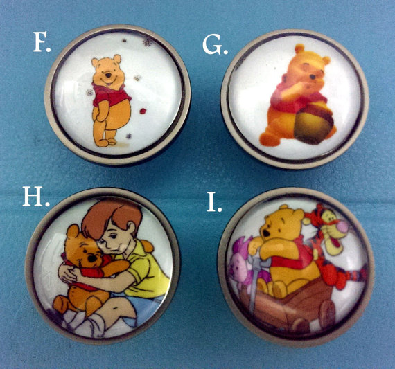 winnie the pooh door knobs photo - 17