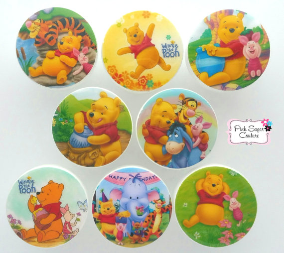winnie the pooh door knobs photo - 6