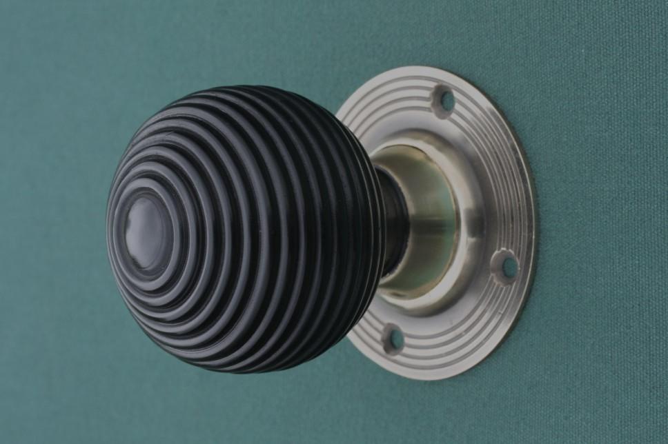 wood door knobs photo - 20