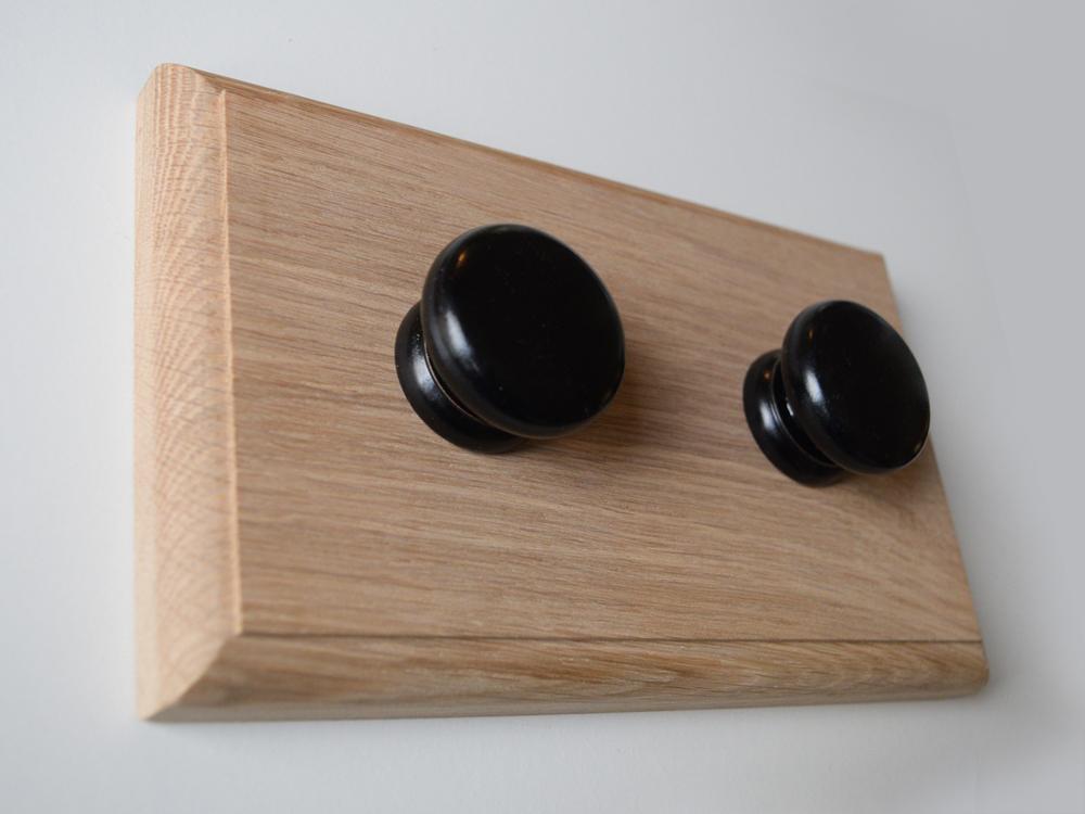 wooden cupboard door knobs photo - 6