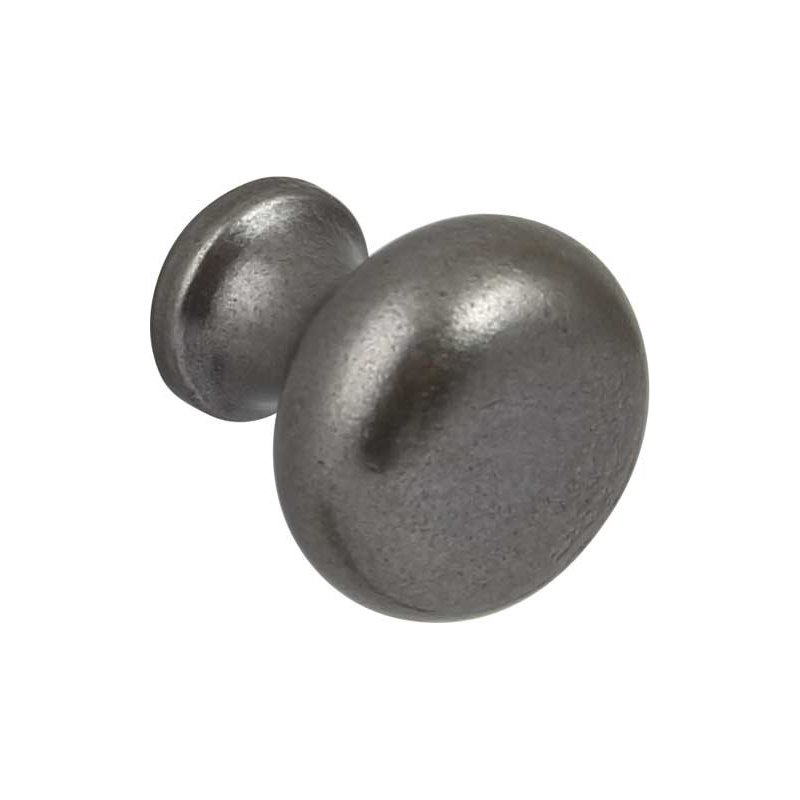 wrought iron door knob photo - 14