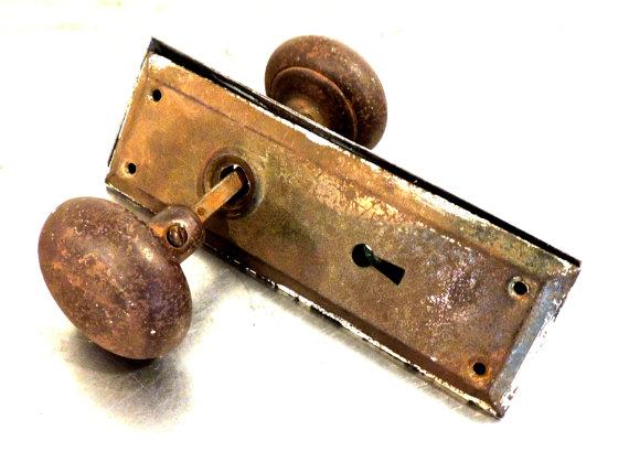 1920s door knobs photo - 1