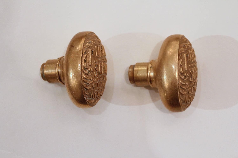 1930s door knobs photo - 5
