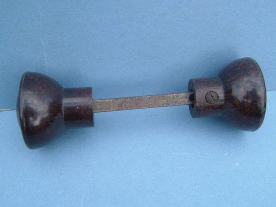 1930s door knobs photo - 6