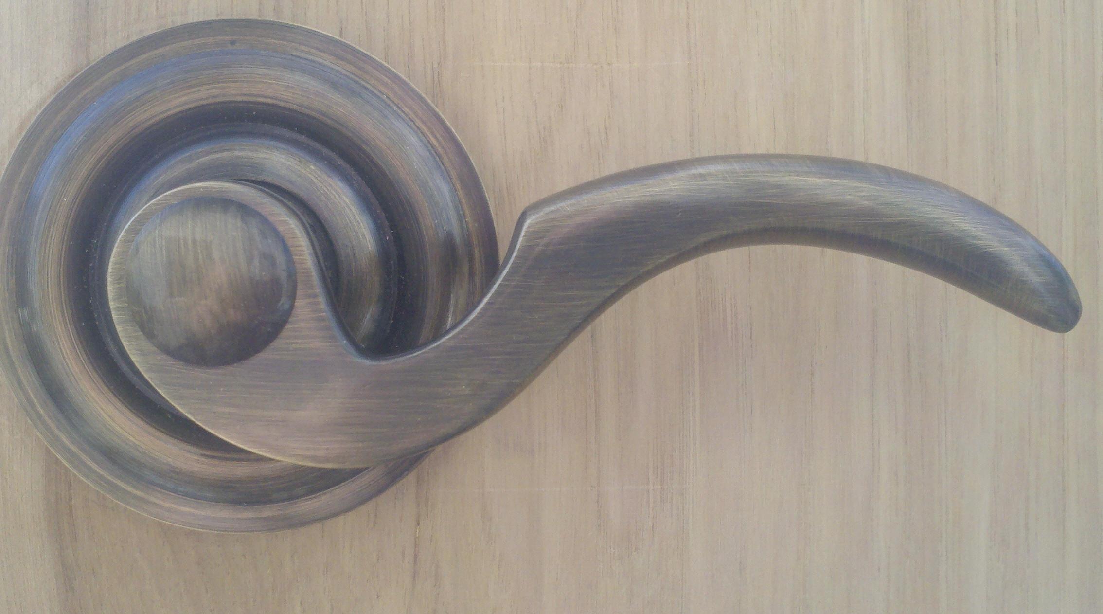 2 inch backset door knobs photo - 9
