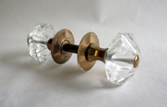 acrylic door knob photo - 16