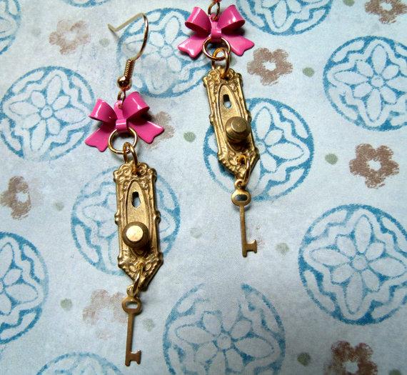 alice in wonderland door knob buy photo - 14