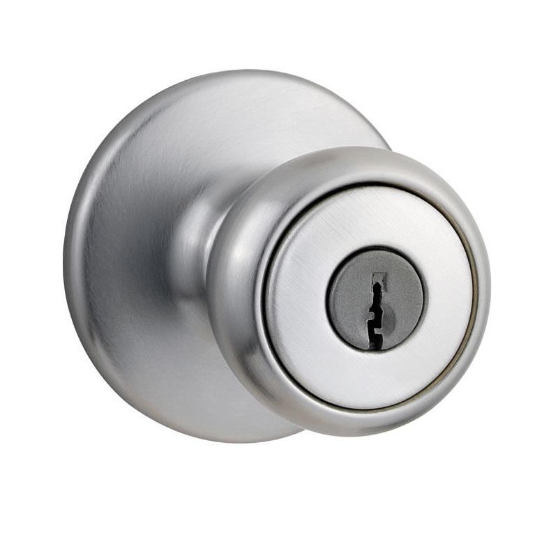 always locked door knob photo - 14
