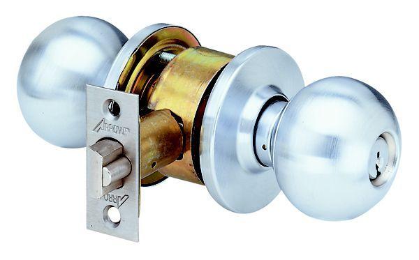 always locked door knob photo - 15