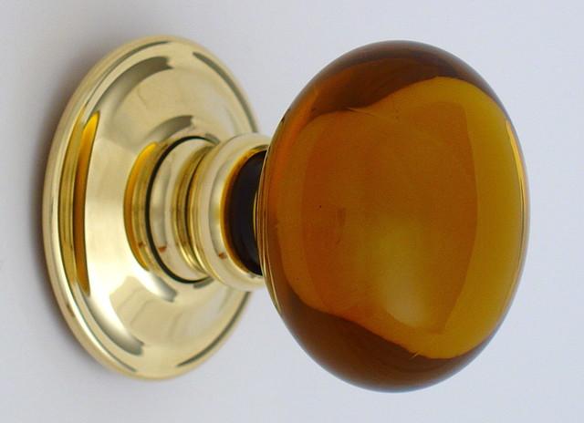 amber door knobs photo - 5