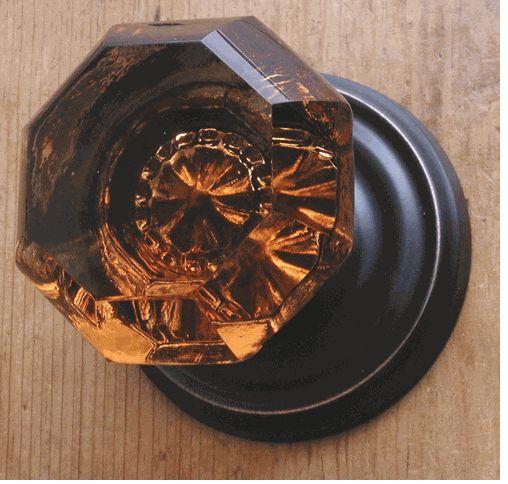 amber door knobs photo - 8