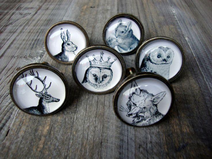 animal door knobs photo - 7