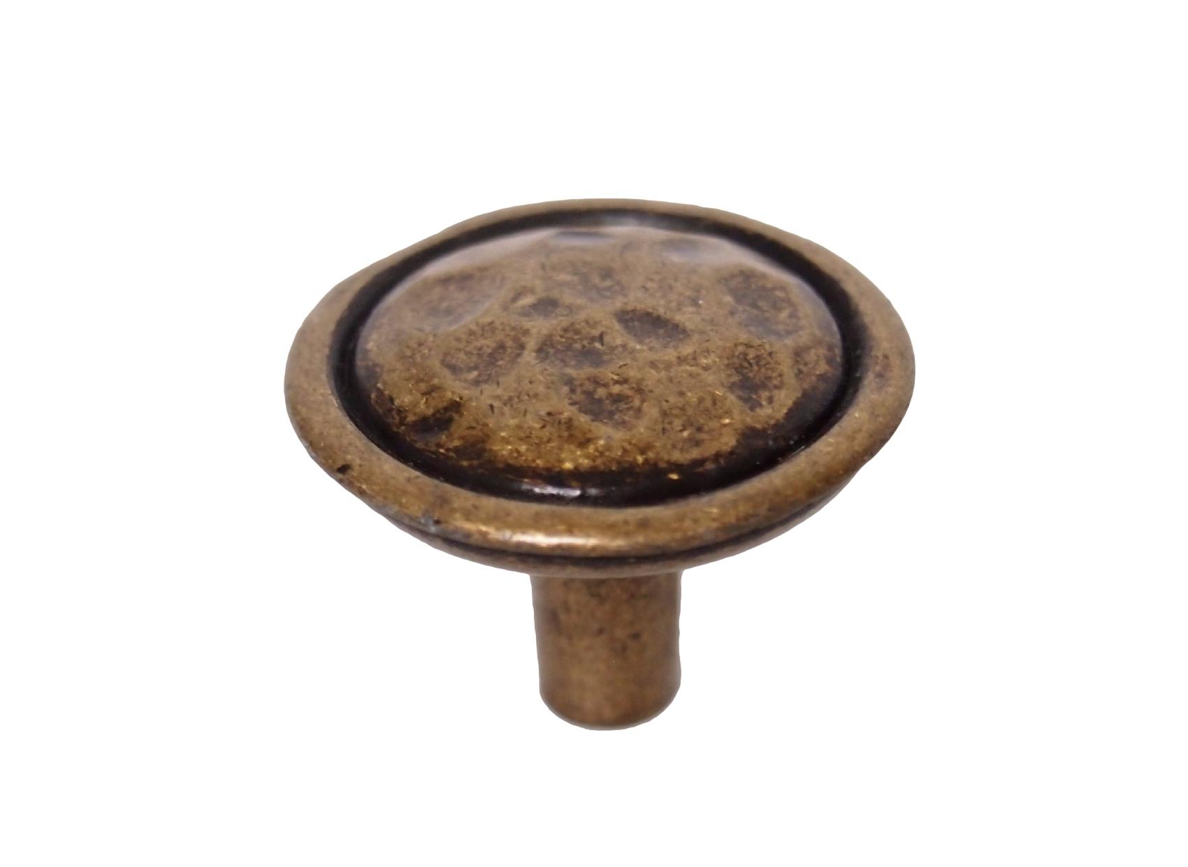 antique brass cupboard door knobs photo - 10
