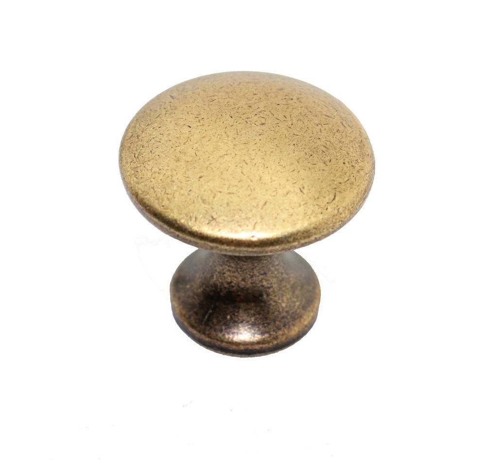 antique brass cupboard door knobs photo - 8