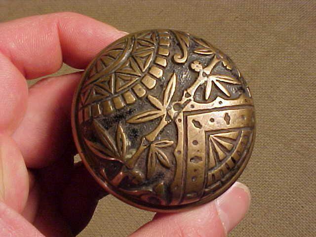 antique brass door knobs ebay photo - 13